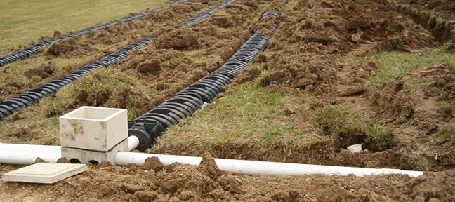Be Aware of Failing Septic Systems