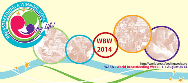 Join WIC in Celebrating Breastfeeding Awareness